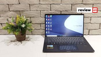 [Review] ASUSExpertbookB9450 Notebookสเปกเก่งที่บางและเบาและแบตฯอึด เพื่อการทำงานต่อเนื่อง