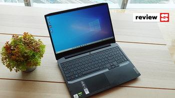 [Review] Lenovo IdeaPad Gaming 3iรุ่นเริ่มต้นที่สเปกแรงเกินตัวราคาคุ้มค่าในงบต่ำว่า3หมื่นบาท