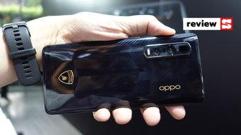 [Hands On] OPPO Find X2 ProAutomobiliLamborghini Editionสวยหรูสุดแต่ยังไม่ขายในเมืองไทย