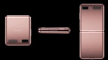 ชมภาพแรกของSamsung Galaxy Z Flip 5Gสีใหม่Mystic Bronzeสวยงามมาก