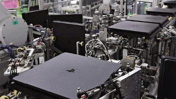 รู้หรือไม่? โรงงานที่ Sony ใช้ผลิต PlayStation 4 ล้วนเป็นหุ่นยนต์อัตโนมัติ