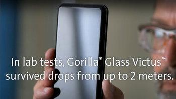 Corning เปิดตัวกระจก Gorilla Glass Victus  ตกจากที่สูงได้ 2 เมตร, กันรอยขีดข่วนได้ดีขึ้น 2 เท่า