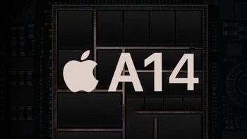 หลุดภาพชิป Apple A14 Bionic ที่เตรียมใช้ใน iPhone 12