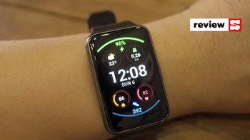 [Review] Huawei Watch Fitทางเลือกใหม่ของSmart WatchจากHuaweiที่มีค่าตัวถูกและคุณสมบัติครบ