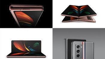 Samsung Galaxy Z Fold 2 มียอดจองที่เกาหลีใต้ สูงถึง 60,000 เครื่อง