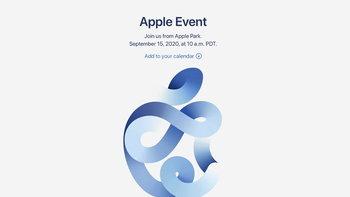 Apple ประกาศจัดงาน Apple Event วันที่ 15 กันยายนนี้ คาดเปิดตัว iPhone 12 และอื่นๆ อีกเพียบ!
