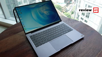 [Review] HuaweiMateBook14คอมพิวเตอร์บางเบาแบตฯอึดด้วยขุมพลังAMD Ryzen 4000H Series