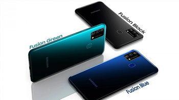Samsung เปิดตัว Galaxy F41 : แบต 6,000 mAh, กล้อง 64 ล้านพิกเซล ในราคาที่ถูกกว่า M31