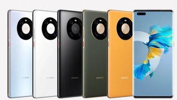 เผยรายละเอียด Huawei Mate 40 Series มือถือล่าสุดใหม่พร้อมกล้องซูม 50 ล้านพิกเซลขุมพลัง Kirin 9000