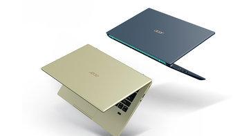 Acer เปิด Lineup Notebook รุ่นใหม่ที่มาพร้อมกับขุมพลัง Intel รุ่นที่ 11 รุ่นล่าสุด