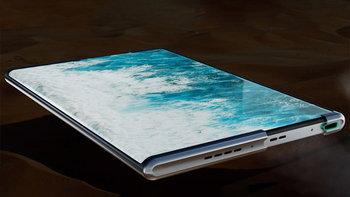 """บอกลาจอพับ พบกับจอยืด """"OPPO X"""" คอนเซ็ปต์โฟนมือถือล้ำอนาคตที่อาจมาแทนที่มือถือจอพับได้"""