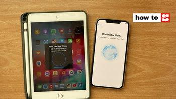 [How To] แนะนำวิธีย้ายข้อมูลจาก iPhone / iPad เครื่องเก่า เข้าสู่ iPhone เครื่องใหม่แบบไร้รอยต่อ