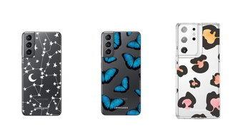 เผยภาพเคสของ Samsung Galaxy S21 Series จากผู้ผลิตรายอื่นที่สวยงามไม่แพ้ของแท้