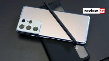 """สัมผัสแรกกับ """"Samsung Galaxy S21 Ultra"""" รุ่นท็อปล่าสุด ปรับปรุงหลายจุด มาพร้อมซูมได้ 100 เท่า"""