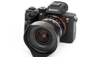 หลุดภาพแรก เลนส์ Nisi สำหรับกล้องมิเรอร์เลส Nikon Z และ Sony FE