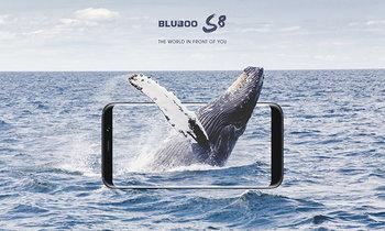 Bluboo S8 มือถือจอไร้กรอบ พร้อมกล้องคู่ ทรงเหมือน Galaxy S8