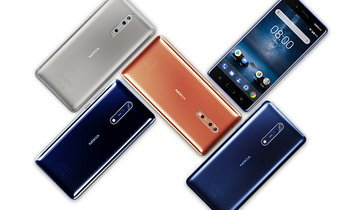 Nokia 8 (โนเกีย 8) มือถือเรือธงรุ่นใหม่ล่าสุดของโนเกียเปิดตัวอย่างเป็นทางการแล้ว