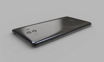 เผยภาพ Render แรกของ Huawei Mate 10 ก่อนเปิดตัวกลางเดือนตุลาคม