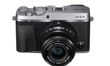 Fujifilm เปิดตัวกล้อง X-E3 อัปเกรดจอทัชสกรีนและโฟกัสที่ไวขึ้น