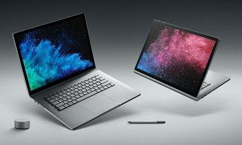 Microsoft เปิดตัว Surfacebook 2 ต่อยอดจากรุ่นเดิม ทั้งแรงและประหยัดไฟกว่าเดิม