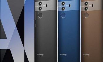หลุดสเปคเต็มๆ Huawei Mate 10