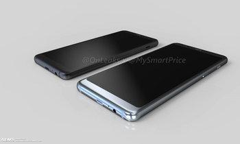 ดูกันชัด ๆ ภาพ Render ของ Samsung Galaxy A5 / A7 2018 อาจจะเป็นแบบนี้