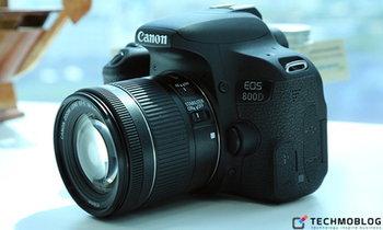 [รีวิว] Canon EOS 800D กล้อง DSLR รุ่นเล็กที่ตอบโจทย์มือใหม่
