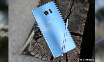 [รีวิว] Samsung Galaxy Note FE (Fan Edition) เรือธงพร้อมปากกา S Pen น้องใหม่