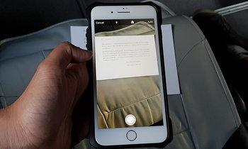 How To แนะนำวิธีสแกนเอกสารด้วย iPhone ง่ายๆ แค่ใช้โปรแกรม Note