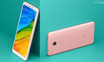 Xiaomi Redmi 5 สมาร์ทโฟนไร้ขอบ เคาะราคาเพียง 3,900 บาท
