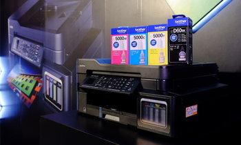 บราเดอร์เปิดตัว เครื่องพิมพ์รีฟีล แทงค์ 5 รุ่นใหม่ เจาะกลุ่ม SOHO และ เอสเอ็มอี