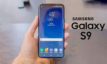หลุด ภาพตัวเครื่องจริง Samsung Galaxy S9 พร้อมเปิดใช้งาน
