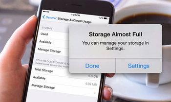 วิธีง่าย ๆ ในการเคลียร์พื้นที่ iPhone ได้พื้นที่กลับมาใช้งานเพียบ ไม่ต้องลบรูปทิ้งให้ยุ่งยาก