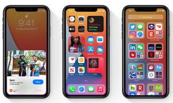 iOS 14 / iPadOS 14 เปิดให้ใช้งานได้แล้ววันนี้