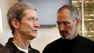 Steve Jobs ลาออกจากตำแหน่ง CEO Apple แล้ว