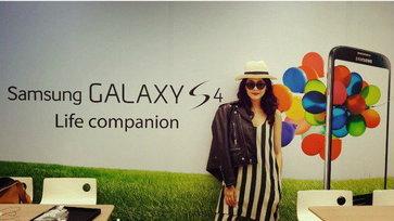 เปิดอินสตาแกรม เจ้าแม่ Samsung ชมพู่ อารยา