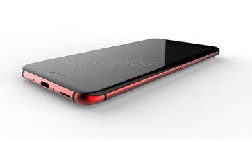 หลุด HTC U 11 สีแดงเผ็ดร้อนก่อนเปิดตัว 16 พฤษภาคม