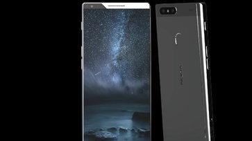 ยลโฉมภาพเรนเดอร์ Nokia X มาพร้อมดีไซน์จอรอยบากข้าง!