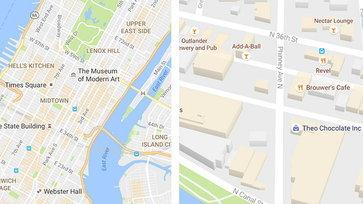 Google Maps ปรับปรุงใหม่ดีไซน์ใหม่ และจุดที่น่าสนใจให้น่าใช้กว่าเดิม