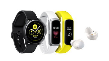 Samsung เปิดตัว 3 Wearable รุ่นใหม่ Galaxy Buds, Galaxy Fit, Galaxy Watch Active