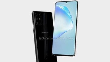 ชมภาพเรนเดอร์ Samsung Galaxy S11 : ปรับดีไซน์ใหม่, กล้องหลัง 5 ตัว