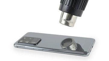 ชมคลิปการแกะSamsung Galaxy S20 Ultra 5Gที่มีกล้องหลังใหญ่และแสดงการซูมที่ชัดเจน