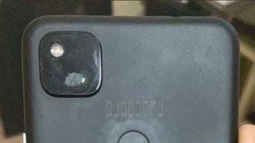 หลุดภาพPixel 4aก่อนเปิดตัวเร็วๆยังได้กล้องตัวเดียวและกรอบเหมือนPixel 4