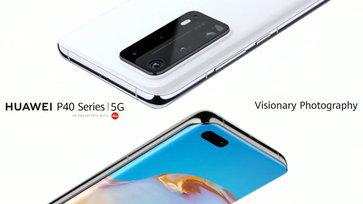 เปิดตัวHUAWEI P40 Series สมาร์ทโฟนที่เกิดมาเพื่อปฏิวัติวงการถ่ายภาพประจำปี 2020