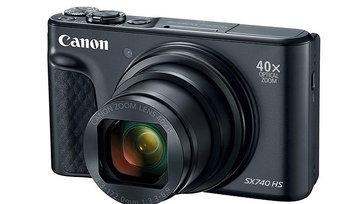 Canon เผยโฉม PowerShot SX740HS กล้องซูม 40 เท่า Selfie และถ่ายวิดีโอ 4K ได้