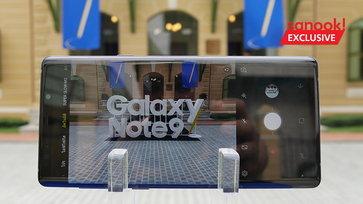 "[Hands On] แรกจับ ""Samsung Galaxy Note 9"" เรือธงตัวจริงของ Samsung ที่มาเร็ว และจัดหนักทุกฟีเจอร์"