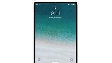 """""""iPad Pro"""" รุ่นใหม่จะได้หน้าจอเต็ม พร้อมกับ Face ID และโบกมือลาช่องเสียบหูฟังได้เลย"""