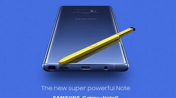 """เผยราคา """"Samsung Galaxy Note 9"""" ขนาด 512GB ราคาเครื่องเปล่า ทะลุ 4 หมื่นบาท"""