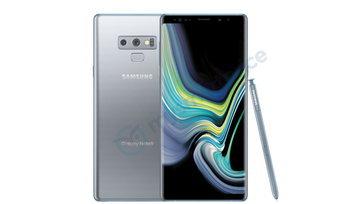 """หลุด """"Samsung Galaxy Note 9"""" สีเงิน คาดว่าจะได้ขายเฉพาะตลาดสหรัฐอเมริกา"""