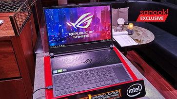 พาชม Notebook ตระกูลROG รุ่นใหม่ พร้อมการ์ดจอทั้งใหม่และแรงจาก Nvidia GeForce RTX